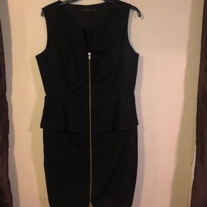 Pre-owned The Limited black dress size 12
